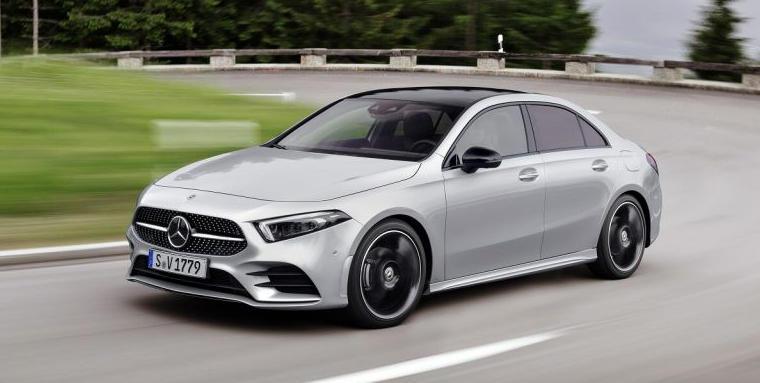 Mercedes-Benz A200 Saloon